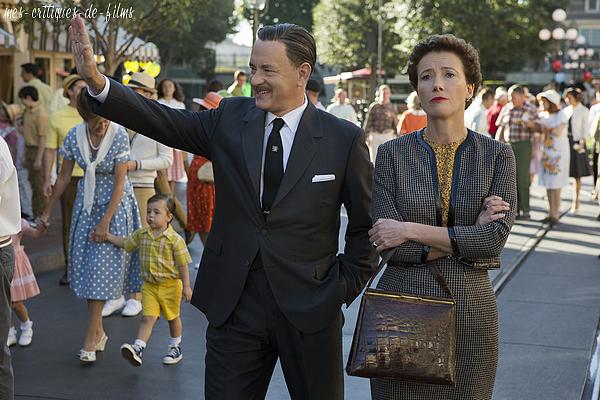 0161 ♪ Dans l'ombre de Mary - La promesse de Walt Disney