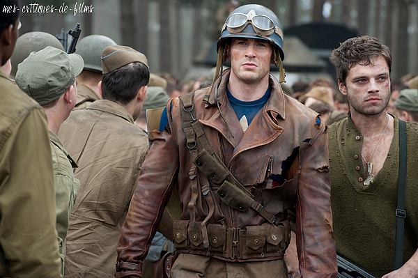 0166 ♪ Captain America : First Avenger