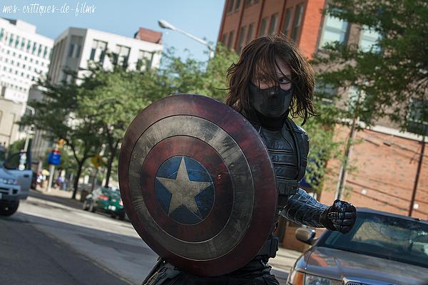 0167 ♪ Captain América, le soldat de l'hiver