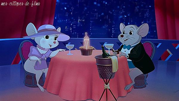 0188 ♪ Bernard et Bianca au pays des kangourous