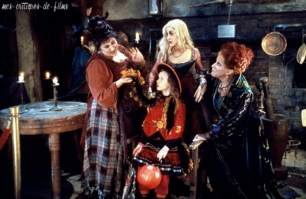 0189 ♪ Hocus Pocus : Les trois sorcières