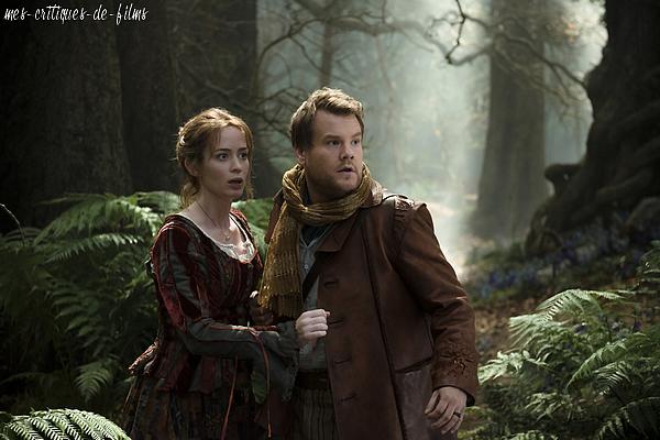 0227 ♪ Into the Woods, Promenons-nous dans les bois