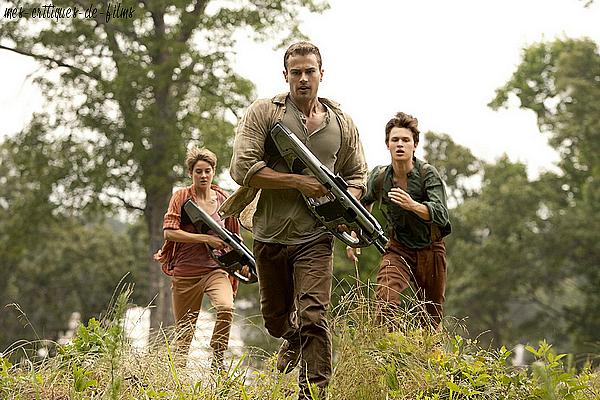 0253 ♪ Divergent 2 : L'insurrection