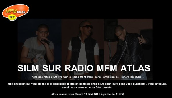 interview sur MFM