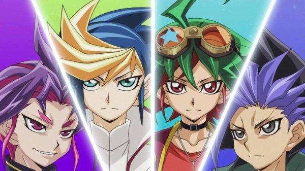 Des lien pour voir Yu-Gi-oh Arc v en direct - Blog de ArcV-rebellion