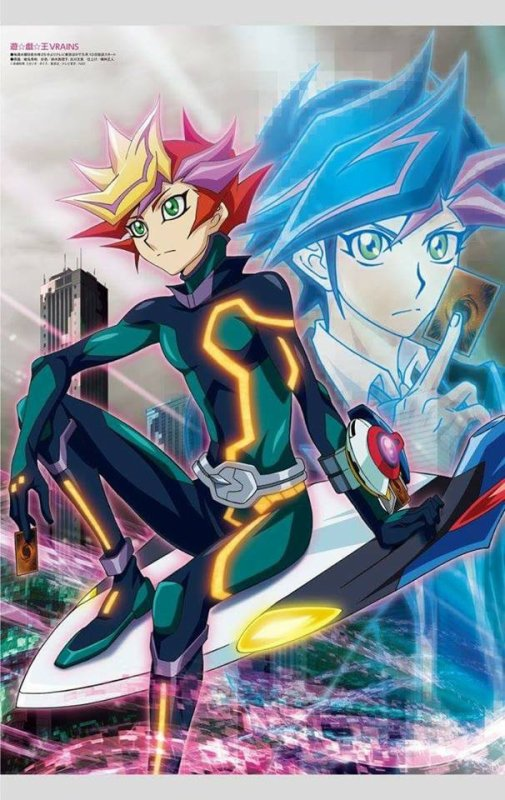 Résumer de Yu-gi-oh vrains et streaming - Blog de ArcV-rebellion