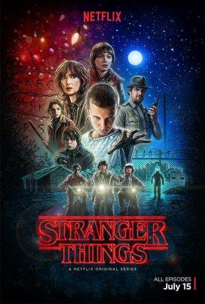 Strangers things.