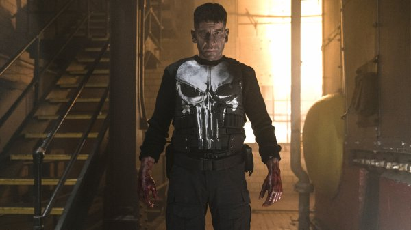 The punisher.