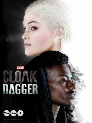Cloak et Dagger.