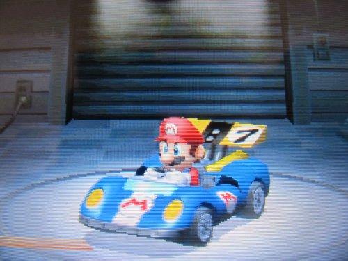 1-3: Tous les scores en ligne dans Mario Kart 7