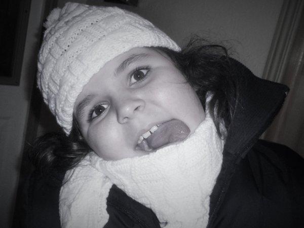 ma petite  princesse Laila