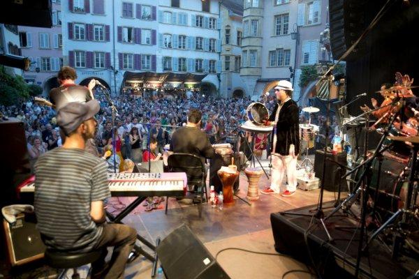 Live à Bienne en Suisse