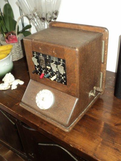 vide grenier : telephone