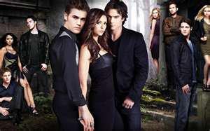 1ERE serie !: vampire diaries !