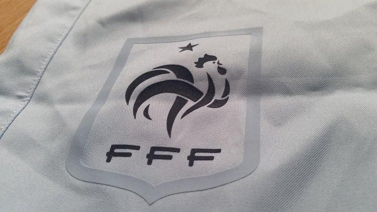 Short préparé de l'équipe de France pour Rio Mavuba extérieur 2013