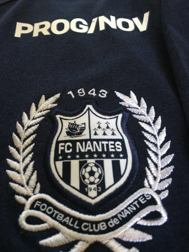 Maillot Porté ou Préparé du FC Nantes extérieur 2015-16