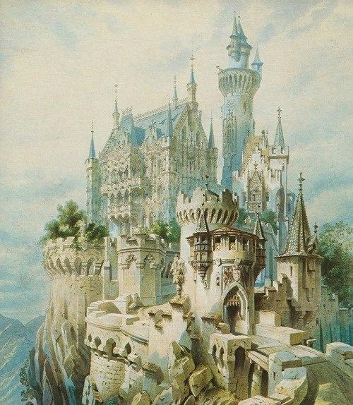 Différents lieux du royaume