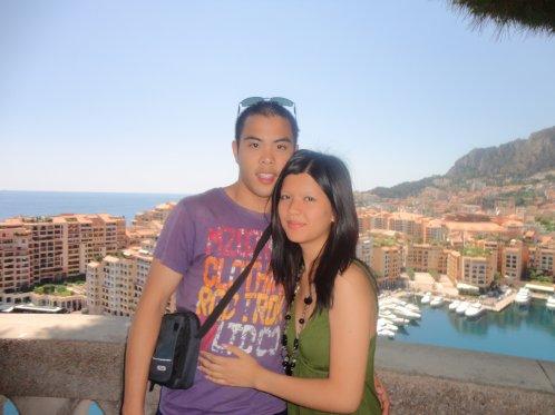 . • · | @Monaco | · • .