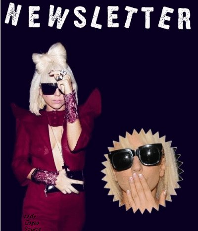 *  Newsletter  *