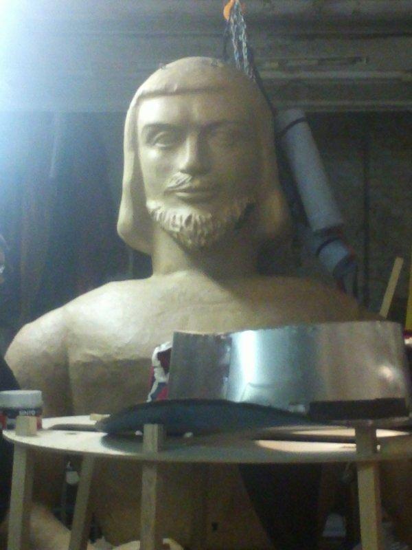 Restauration Pierre de Guethem