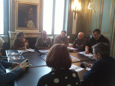 Conférence de presse préparation Week-end Géants 2013