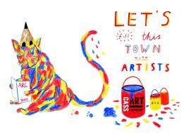LIVE-IN-ART BLOG : BIENVENUE
