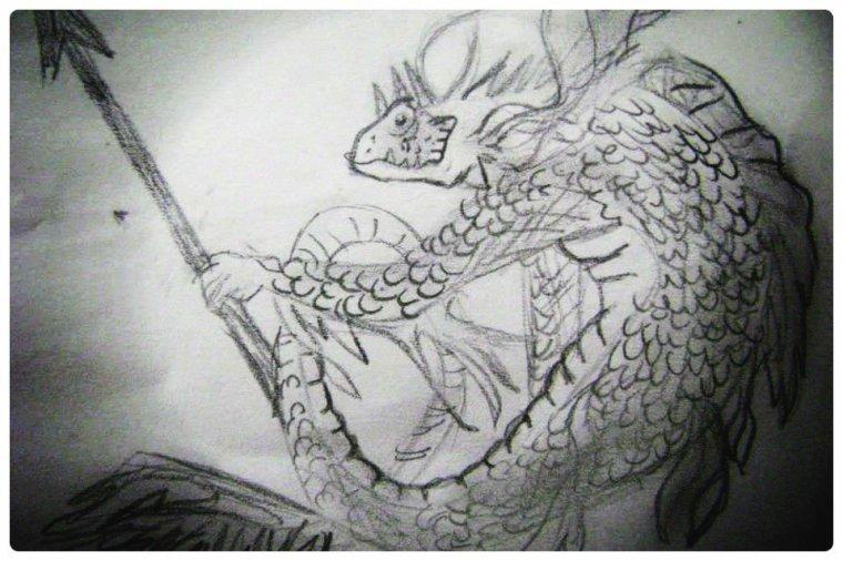 Mes vieux dessins !
