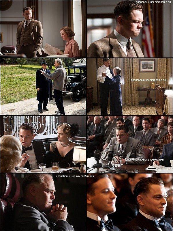 """Trailer du nouveau film de Clint Eastwood : """"J.Edgar"""" avec Leonardo DiCaprio et Naomi Watts.En salle le 11 janvier 2o12. Qu'en pensez vous?"""