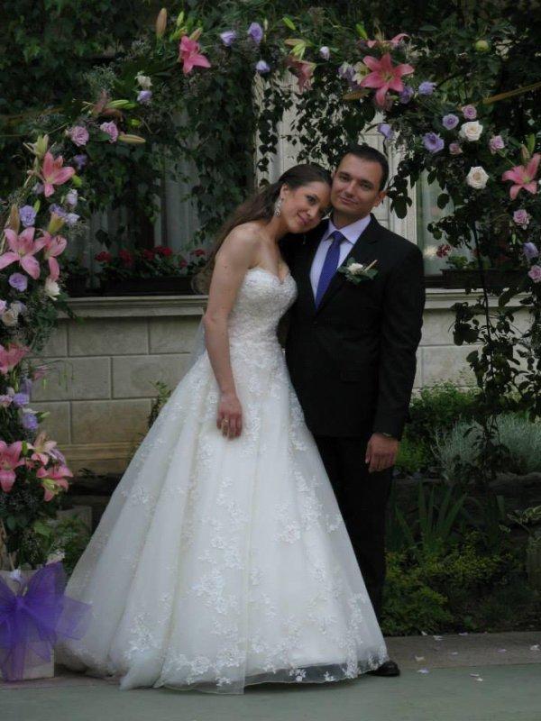 Meilleurs v½ux à Sylvia Miteva qui s'est marié récemment !