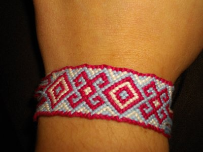 Essaie de bracelet