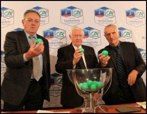 Brèves du Jour : Gambardella et Mercato, le 11 Janvier 2012