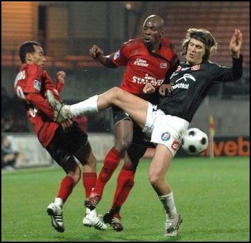 2007 Ligue 2 J28 GUINGAMP REIMS 2-1 , 14 mars 2008