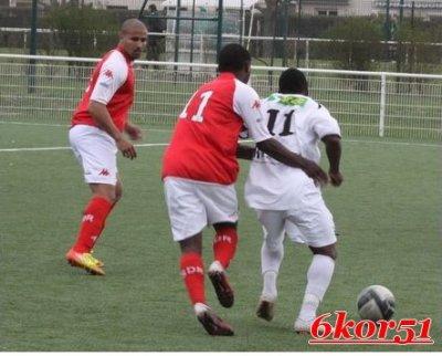 2011 CFA2 J22 REIMS B ROYE NOYON 0-1, le 31 mars 2012