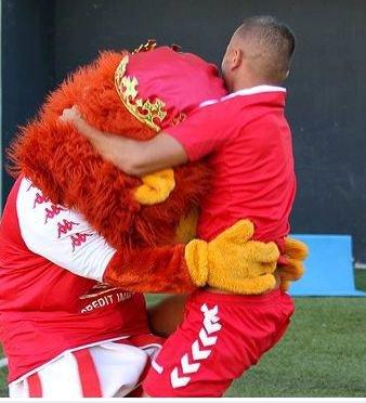 Journée des Abonnés : Fennec , lion .... Delaune c'est la jungle , le 27/07/12