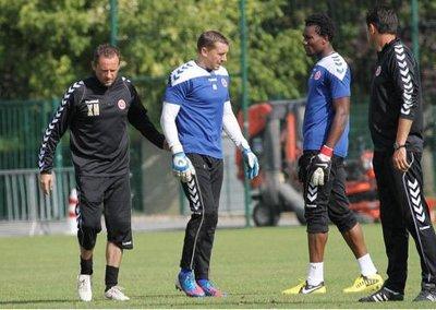 2012 Ligue 1 J15  HENNEUSE , retour en terrain connu , le 1er/12/2012