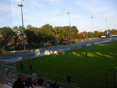2006 Ligue 2 J07 REIMS AMIENS 1-0, le 8 septembre 2006