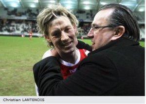 2012 Ligue 1 J29 REIMS RENNES 1-0 le 16 mars 2013