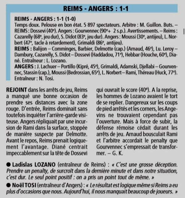2004 Ligue 2 J31 REIMS ANGERS 1-1, le 1er avril 2005
