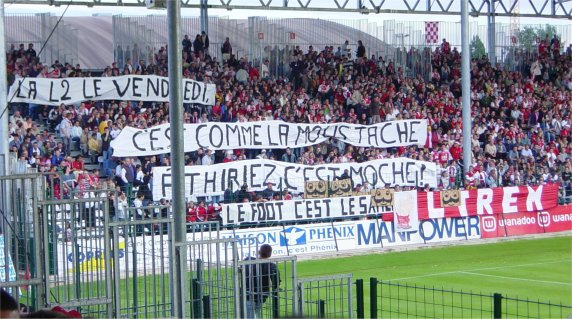 2004 Ligue 2 J02 REIMS LAVAL 2-0, le 13 août 2004
