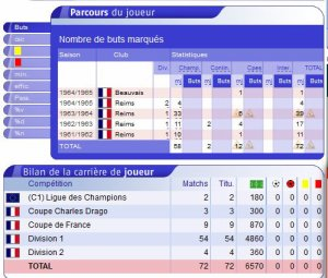 1998  : Barreau , L'ange du Football , le 24 juillet 1998