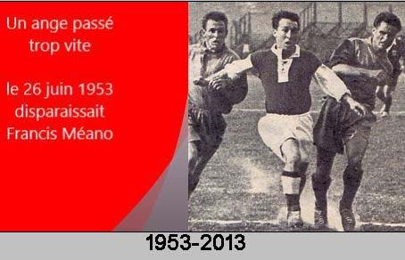 2013 REIMS : Francis Méano, il y a 60 ans, le 26 juin 2013