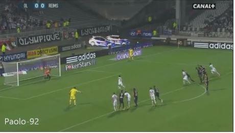 2013 Ligue 1 J03 LYON REIMS 0-1, le 24 août 2013