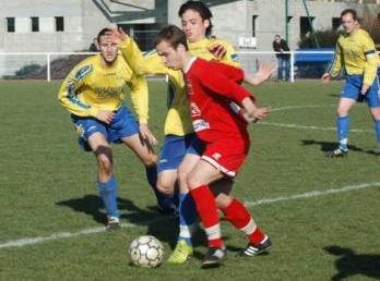 2013 CFA2 J14 Saint Quentin   Aulnoye-Aymeries 4-2 , le 25 janvier 2014
