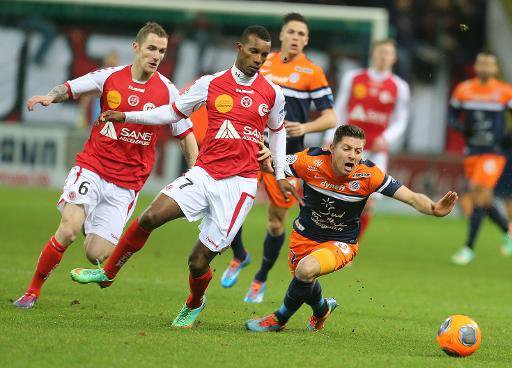 2013 Ligue 1 J23 REIMS MONTPELLIER 2-4, 01/02/2013