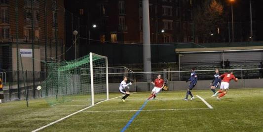 2013 CFA2 J18 AULNOYE REIMS B , l'avant match, le 8 mars 2014