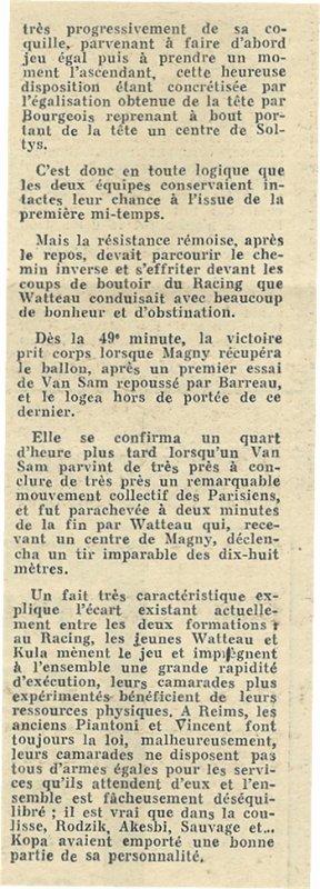 1963 D1 J12 REIMS RACING 1-4 , le 24 novembre 1963