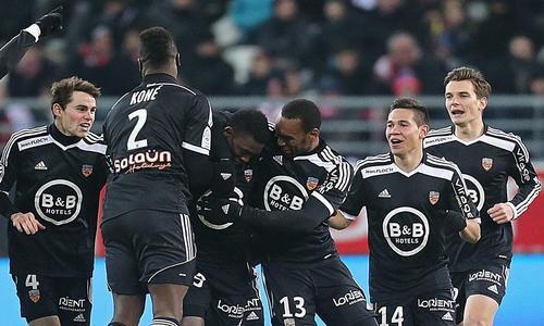 2014 Ligue 1 J24 REIMS LORIENT 1-3,  le 07/02/2015