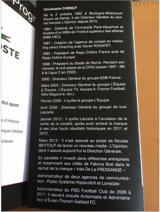 2014 Ex rémois : CHENUT , DEAUX , le bon temps quoi !!! , le 12/02/2015