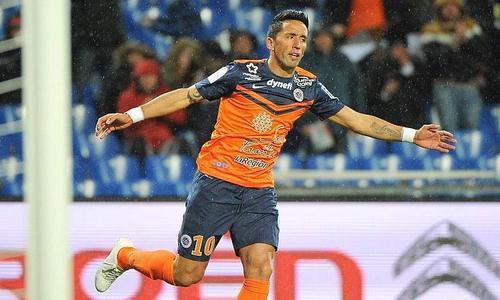 2014 Ligue 1 J29 MONTPELLIER REIMS  3-1 , le 14/03/2015