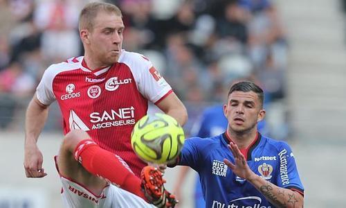 2014 Ligue 1 J32 REIMS NICE 0-1, le 12/04/2015